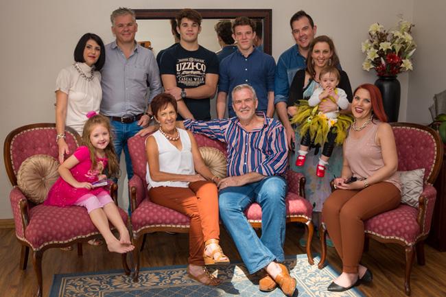 Louis-de-Kock-Familie